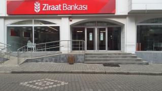 ZİRAAT BANK SALIPAZARI SAMSUN ŞUBESİ
